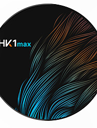 voordelige -HK1 MAX Android 8.0 RK3328 4GB 64GB Quadcore