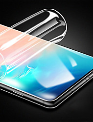 Недорогие -Samsung GalaxyScreen ProtectorA6 (2018) HD Защитная пленка на всё устройство 1 ед. TPG Hydrogel