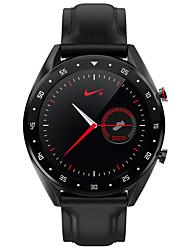Недорогие -i7 Smart Watch BT Поддержка фитнес-трекер уведомить и монитор сердечного ритма полный круглый экран для Samsung / Sony мобильных телефонов / Iphone