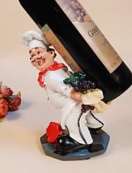 preiswerte -1pc Harz Weinregale Weinregale Klassisch Wein Zubehör für Barware