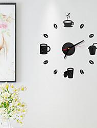 """Недорогие -Современный Мода Акрил Круглый В помещении 16"""" x 16"""" (40cm x 40cm)"""