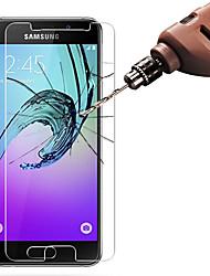 Недорогие -Samsung GalaxyScreen ProtectorA6 (2018) HD Защитная пленка для экрана 5 ед. Закаленное стекло