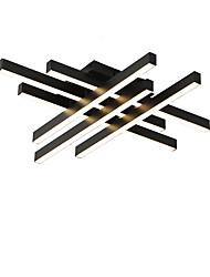 hesapli -QINGMING® 6-Işık Geometrik Gömme Montajlı Işıklar Ortam Işığı Boyalı kaplamalar Metal Kısılabilir, LED 110-120V / 220-240V Sıcak Beyaz / Soğuk Beyaz / Uzaktan Kumandayla Kısılabilir