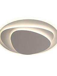Недорогие -QINGMING® 3-Light Потолочные светильники Рассеянное освещение Окрашенные отделки Металл Диммируемая, LED 110-120Вольт / 220-240Вольт