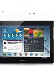 abordables -Protector de pantalla para Samsung Galaxy Tab 2 10.1 Vidrio Templado 1 pieza Protector de Pantalla Frontal Dureza 9H