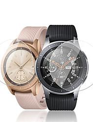 Недорогие -5шт часы протектор экрана защитные стеклянные пленки для 42 мм 46 м Samsung Galaxy