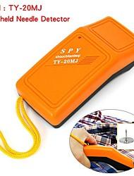abordables -Detector de metales de mano Detector de agujas de alta sensibilidad Detector de metales para alimentos Escáner detector de hierro Buscar