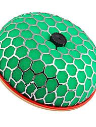 Недорогие -воздушный фильтр 80 мм круглый гриб дизайн воздушный фильтр подачи воздуха автомобиля очиститель питания