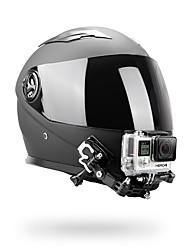 Недорогие -Инвентарь Автодержатели Крепления на шлем Для Экшн камера Все Xiaomi Camera Катание на лыжах Велосипедный спорт / Велоспорт Снежные виды спорта ABS + PC