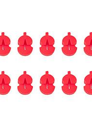Недорогие -профессиональный Аксессуары для скрипки / Инструменты VT0908-218 Скрипка Натуральная резина Аксессуары для музыкальных инструментов 2.7*0.7*1.8 cm