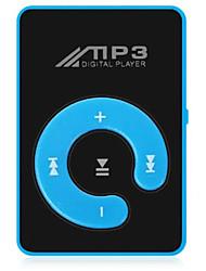 Недорогие -новый мини mp3 музыкальный проигрыватель мода sd tf зеркало портативный mp3 плеер клип медиаплеер спорт buttonwalkman lettore черный