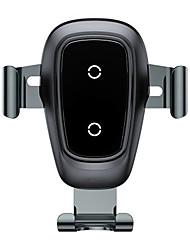 Недорогие -мобильный телефон беспроводное зарядное устройство металлический гравитационный кронштейн беспроводное зарядное устройство