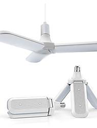 Недорогие -45 Вт e27 светодиодные лампы smd2835 228 светодиодов супер яркий складной угол вентилятора регулируемый потолочный светильник энергосберегающие огни дома