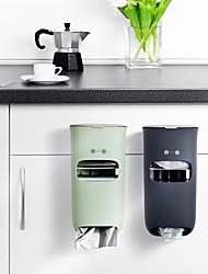 Недорогие -Высокое качество с Пластик / ABS / Arylic Стойка для хранения мусорных ящиков Для дома / Повседневное использование / Для приготовления пищи Посуда Кухня Место хранения 1 pcs