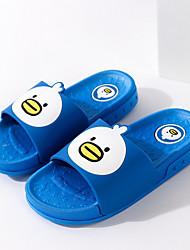 olcso -Fiú / Lány PVC Papucs és papuc Tipegő (9m-4ys) / Kis gyerekek (4-7 év) Kényelmes Kék / Rózsaszín Nyár