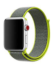 Недорогие -браслет простого браслета браслета диапазона нейлона замены способа простой для вахты яблока