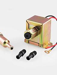 Недорогие -универсальный 12v комплект топливных насосов со встроенными топливными штуцерами встроенный топливный фильтр бензин дизель