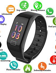 Недорогие -Um1 умный браслет монитор сердечного ритма артериальное давление умный браслет здоровье фитнес-трекер умный браслет для android ios