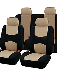 Недорогие -9шт чехлы на автомобильные сиденья комплект для универсального применения 5 мест автомобиля 4 сезона доступны