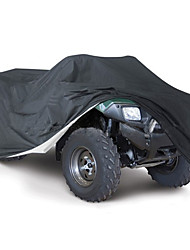 Недорогие -всепогодная защита ATV крышка прочный водонепроницаемый ветрозащитный уф-защита багги хранения универсальный подходят