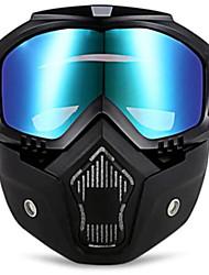 Недорогие -унисекс мотоциклетные спортивные очки спортивные / защитные очки / ПВХ устойчивый / винил