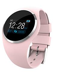 Недорогие -Q1S умный браслет сердечного ритма фитнес-трекер умный браслет кровяное давление / кислород мужчины женщины часы для ios android