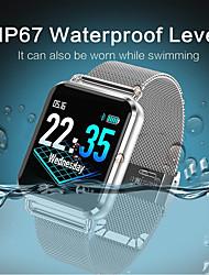 Недорогие -Srq3 умные часы сердечного ритма шагомер фитнес-браслет жизни водонепроницаемый динамический давление кислорода в крови умные часы