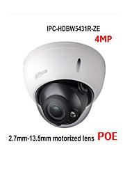 Недорогие -4-мегапиксельная английская камера Poe Dahua IP-камера 2.7-13.5 мм с мотор-объективом h.265 h.264 домашняя камера наблюдения за ребенком радионяня ipc-hdbw5431r-ze
