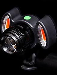 Недорогие -Светодиодная лампа Велосипедные фары Передняя фара для велосипеда XP-G2 LED Горные велосипеды Велоспорт Велоспорт Водонепроницаемый Супер яркий Безопасность Портативные / IPX 6