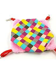 ราคาถูก -นก เกาะคอน&บันได ผ้าออกซ์ฟอร์ด Pet Friendly / โฟกัสของเล่น / ของเล่นผ้า / ผ้า 23 cm