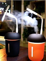 Недорогие -USB зарядка бытовой очиститель воздуха многофункциональный счетчик воды вентилятор ночник три в одном грибов увлажнитель