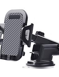 Недорогие -автомобильное крепление на приборной панели / ветровое стекло с защелкой для iphone x xr xs max 8 7 plus