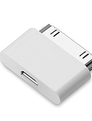 Недорогие -USB-штекер 30-контактный разъем для iphone 4 / 4S адаптер для зарядки кабеля