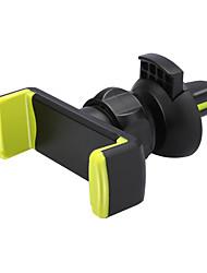Недорогие -360 вращение автомобиля воздуха на выходе мобильного телефона держатель кронштейн для мобильного телефона GPS