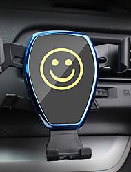 Недорогие -автомобильный держатель телефона вентиляции связи силы тяжести abs универсальный стенд крепления gps для iphone x