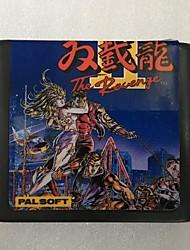 Недорогие -Высококачественный 16-битный игровой картридж Sega MD для системы мегадрайвера Мега-картридж Двойной дракон