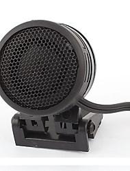 Недорогие -2шт авто 300 Вт 35 мм диаметр купольного твитера музыкальный динамик - черный
