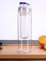 Недорогие -Drinkware Бутылка спорта PP Компактность спорт
