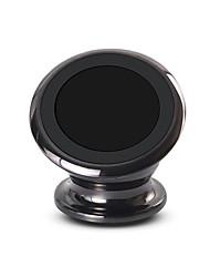 Недорогие -2 шт. Универсальный 360 градусов магнитный держатель автомобиля приборной панели для мобильного телефона