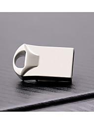 Недорогие -супер мини металлический флэш-накопитель USB 32 ГБ флэш-накопитель с ручкой Pendrive