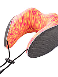 Недорогие -Комфортное качество Запоминающие форму тела подушки / Запоминающие форму подушки для шеи Стрейч / удобный подушка Губка Полиэстер / Бамбуковая ткань