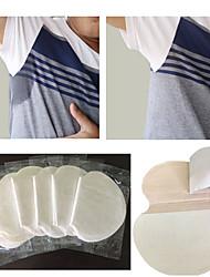 Недорогие -6 пары подмышек пота прокладки для подмышек прокладки от пота поглощающие прокладки для подмышек подкладки одноразовые анти-пот наклейки