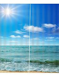 Недорогие -многофункциональные высококачественные шторы утолщение полный затенение тканевые шторы для гостиной водонепроницаемый против морщин чистый полиэстер занавески для душа