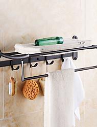 Недорогие -Полка для ванной Креатив Современный Сплав титана 1шт - Ванная комната На стену