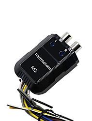Недорогие -автомобильный аудиооборудование для монтажа деталей бортовой активный двусторонний преобразователь высоких и низких частот