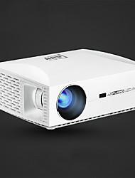 Недорогие -Проектор 1080p F30 Домашний кинотеатр 360ansi Lumen 3D Projecto