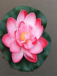 Недорогие -Искусственные Цветы 1 Филиал Классический Современный современный Простой стиль лотос Букеты на пол
