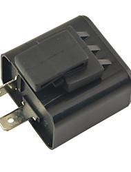 Недорогие -Реле указателя поворота мотоцикла 2-контактный светодиодный индикатор- (без звука. 12 В)