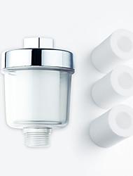 Недорогие -выход очистителя универсальный фильтр для душа pp хлопок бытовые кухонные смесители очистки дома аксессуары для ванной комнаты