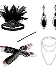 Kostymer, smykker og tilbehø...